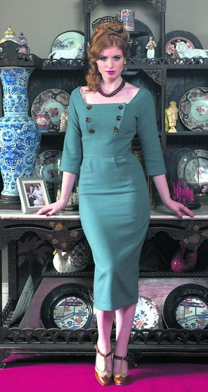Cassandra dress €255
