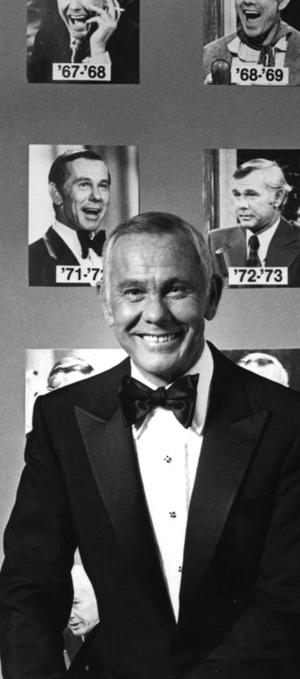 Johnny Carson, the original host was, was ruthless