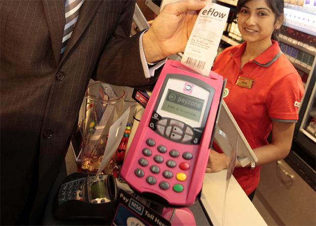 Payzone provide retail solutions throughout Ireland