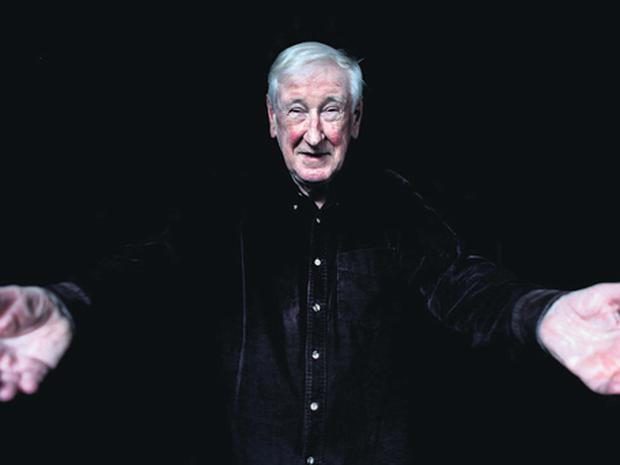 Irish poet John Cronin died on December 10 at 87.