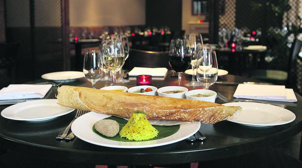 Dakshin indian restaurant , Donnybrook Pix Ronan Lang/Feature File