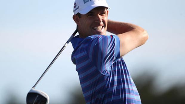Padraig Harrington hoping to iron issues with game. Photo: Getty Images