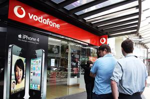 Vodafone said it will maintain its relationship with SFR, meaning its customers will continue to use its signal when in France. Photo: Getty Images