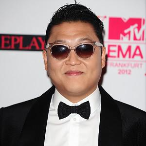 PSY's Gangnam Style had been viewed 805 million times on YouTube