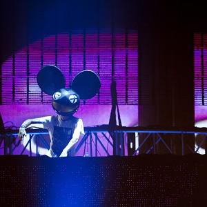 Deadmau5 has scoffed at reports he earns 11 miilion US dollars a year