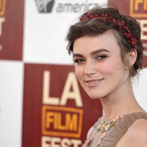 Keira Knightley says the big screen version of Anna Karenina will be a 'theatrical' affair