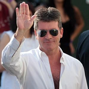 Simon Cowell and Hitler have the most recognisable faces, a survey found