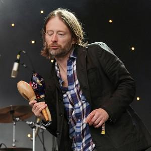 Radiohead performed a secret gig for the Occupy London protesters