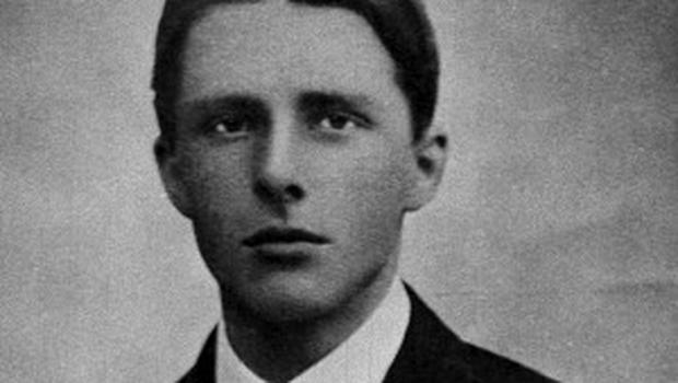First World War poet Rupert Brooke's poem The Baby is to go on display at a new exhibition at Cambridge University Library