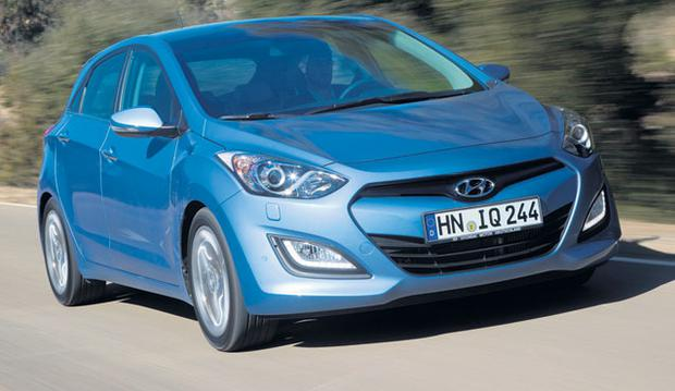 HYUNDAI i30 RATING 85/100