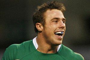 Tommy Bowe. Photo: Getty Images