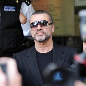 George Michael said he is receiving no special treatment in prison