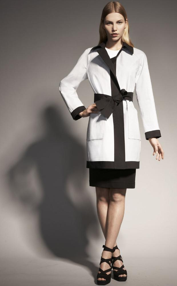 Reversible trench by Narciso Rodriguez