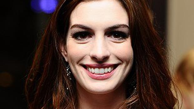 Anne Hathaway has admitted she's nervous about co-hosting the Oscars