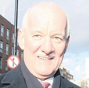 Patrick Neary: at helm when regulator warned Anglo