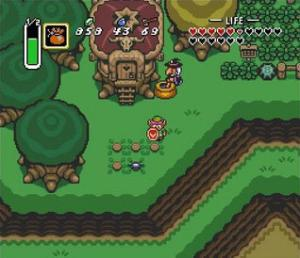 The Legend of Zelda: A Link to the Past (SNES - 1992):  This game made it to number 3 on Nintendo Power's Top 200 Games. Zelda conjures some intense gaming memories from my childhood, and if you remember the feeling the first time you entered the Dark World, I'm sure you'll know why.  There are endless little quirks that make this game - squawking chickens that can kill you, fortune tellers, witches, fairies, a treasure hunt. It's just as exciting every time. There's nothing not to like about this game.