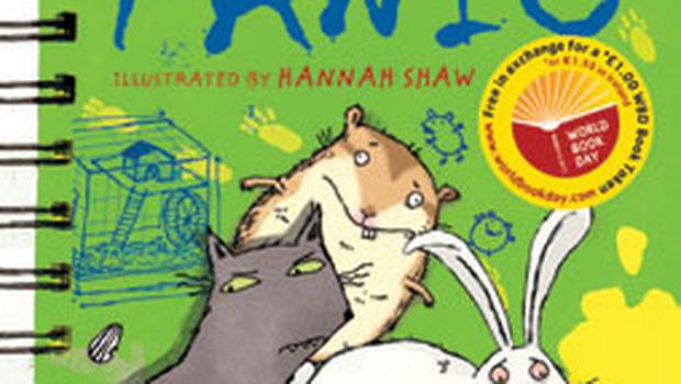<p><b>Age 7+ flipbook The Great Pet-Shop Panic, by Katie Davies (Simon &Schuster) </b></p><p>A prequel to the Great Hamster Massacre, this book features the arrival of the Pet Shop in the village and Tom, Anna and Suzanne's plan to steal a pet.</p>