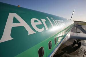 Aer Lingus had a strong session, climbing 4.76pc to 88c as it recovered from indifferent annual results earlier in the week. Photo: Getty Images