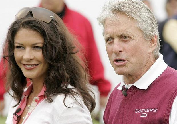 THE SEVEN-YEAR ITCH: The sale of the photos from their 2000 wedding spawned a seven-year legal battle for Catherine Zeta-Jones and Michael Douglas