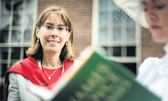 LAURA BARNES: 'If anybody had written about him in the way he wrote about us, he would not have seen it as humorous.'