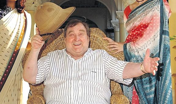 Race-row comedian Bernard Manning has died aged 76