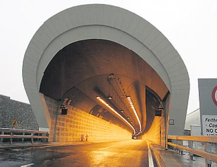 The Port Tunnel