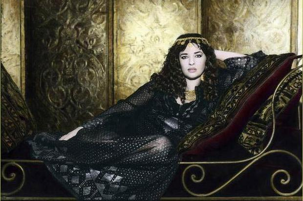 Natacha Atlas will be at the Dun Laoghaire Festival of World Cultures