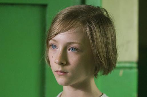 Saoirse Ronan in Atonement