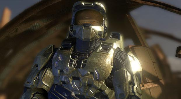 Screenshot from Halo 3