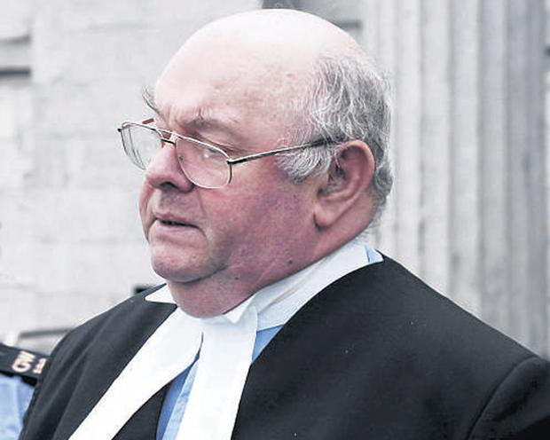 Judge Paul Carney, the only judge permanently assigned to the Central Criminal Court