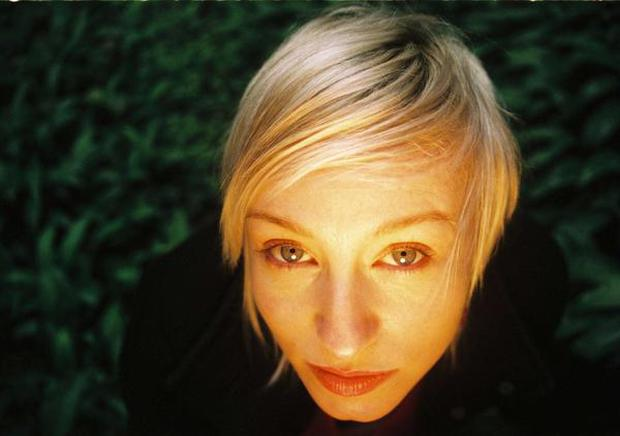 Silver lining: Disappointment with her debut album has spurred Cathy Davey on to explore new pop landscapes in the eerie and passionately delivered 'Tales of Silversleeve'