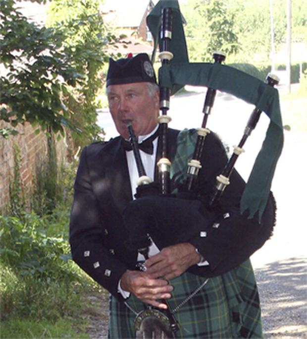 Bagpipes: A blast from the past - Independent ie