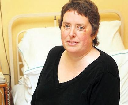 Susie Long died last year following her battle with bowel cancer, which was marked by a seven-month wait in getting a scan. Public patients still face long waits for access to scans