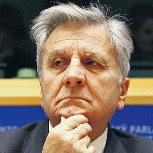 ECB president Jean-Claude Trichet's press conference left some analysts feeling upbeat about possible interest rate cuts