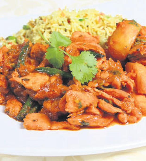 A Simple Chicken Curry Worries Independent