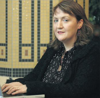 SHREWD INVESTOR: Carmel Gillen, who buys shares when stock markets are down and sells when markets are up