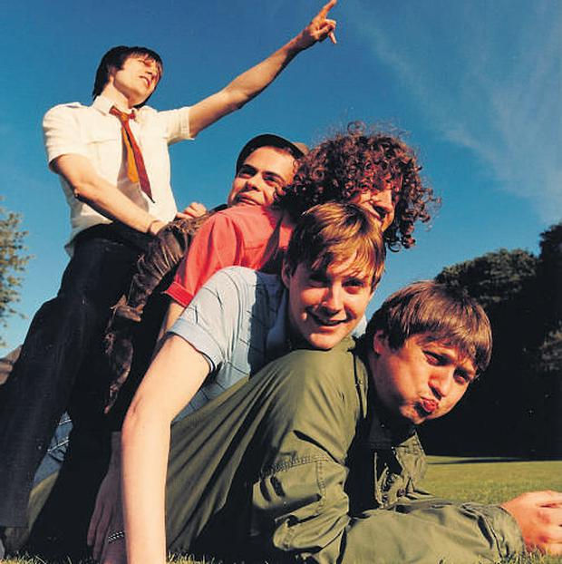 TO GIG: The Kaiser chiefs