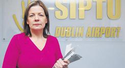Siptu organiser Teresa Hannick said Natrium finally issued a statement yesterday because they realised the workers and their supporters would not go away until they got justice