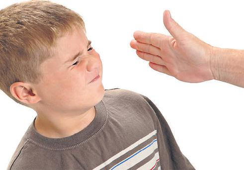 Other EU countries have made it illegal to slap children.