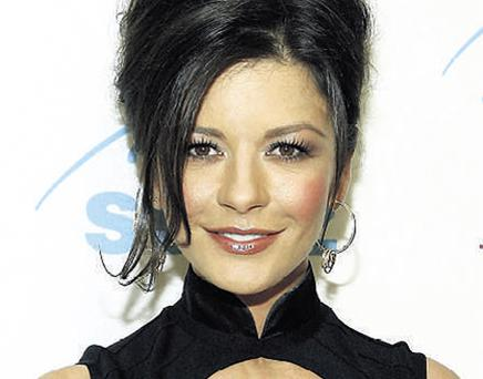 Catherine Zeta Jones: past it?