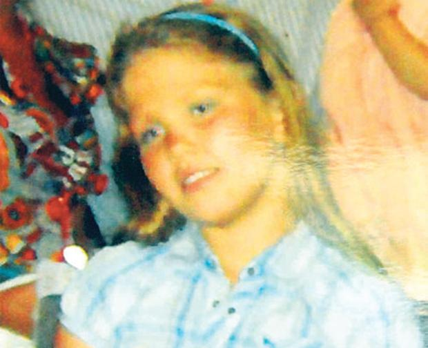 Mary Connors (10), who died when she lost control of her new mountain bike