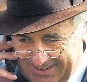 ENERGY SHOWDOWN: John Magnier, the owner of Coolmore, which has been involved in a battle over a bio-energy plan