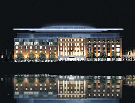 MASSIVE MAKEOVER: Artist's impressions of how the Clarence Hotel would look