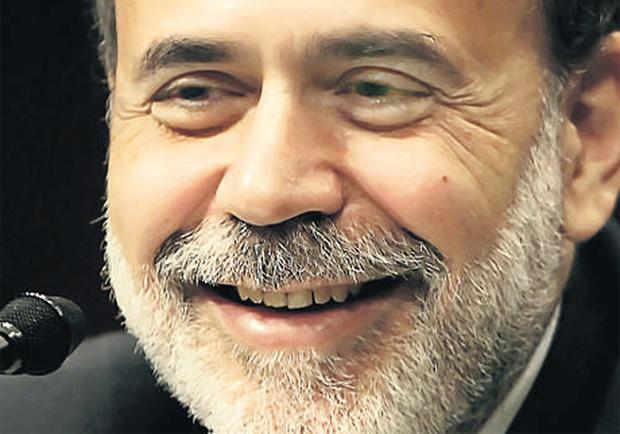 Federal Reserve chairman Ben Bernanke has been 'creative' in dealing with the subprime meltdown