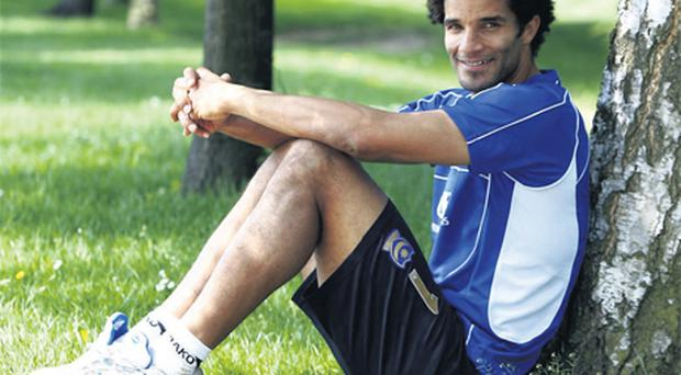 David James has no interest in his Wembley dress code after the white suit fiasco of 1996