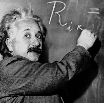 You don't have to be Einstein to come across as the most intelligent person in the room