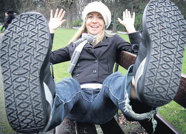 5f0e717a87d1 MBT Shoes  These boots weren t made for walkin  - Independent.ie