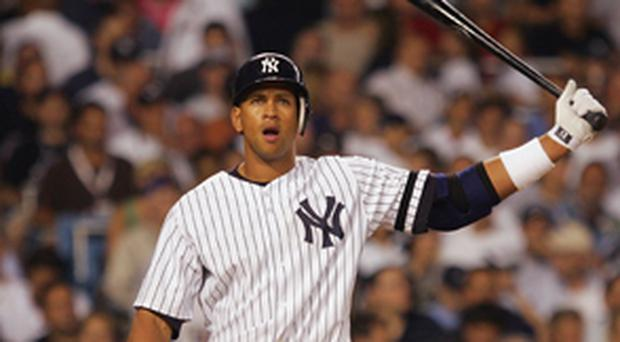 Image change: Alex Rodriguez Credit: Jim McIsaac/Getty Images