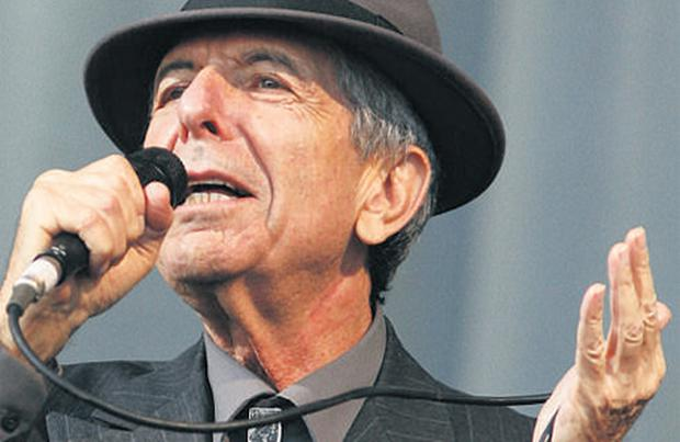 Leonard Cohen can still pull in the crowds, of all ages, for his concerts
