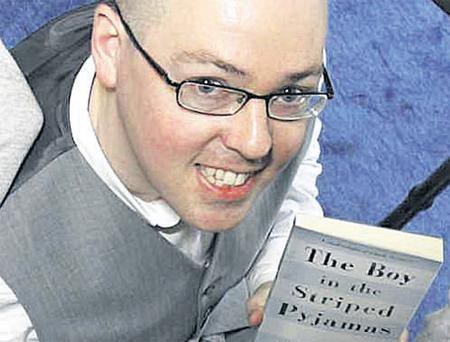 BOYNE AGAIN: John Boyne's latest novel, 'Mutiny On The Bounty', is sexual and darkly witty